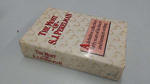 9780413454904: Most of S.J.Perelman