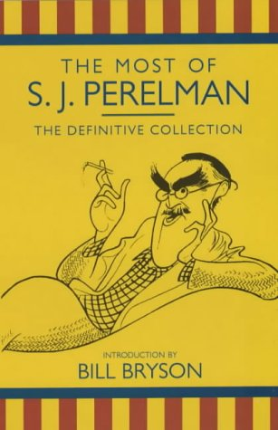 9780413455000: Most of S.J.Perelman