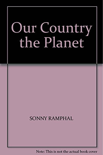 9780413455819: OUR COUNTRY THE PLANET