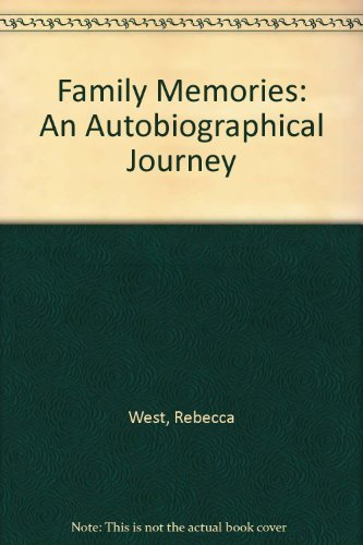 9780413456410: Family Memories: An Autobiographical Journey