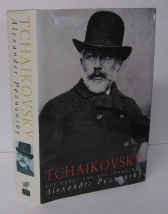 9780413457219: Tchaikovsky: The Quest for the Inner Man