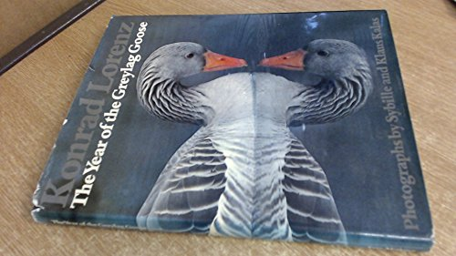 9780413458209: The Year of the Greylag Goose