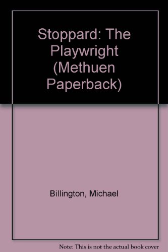 9780413458506: Stoppard: The Playwright (Methuen Paperback)