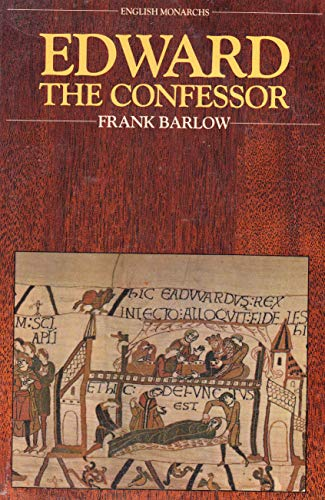 9780413459503: Edward the Confessor (English monarchs)