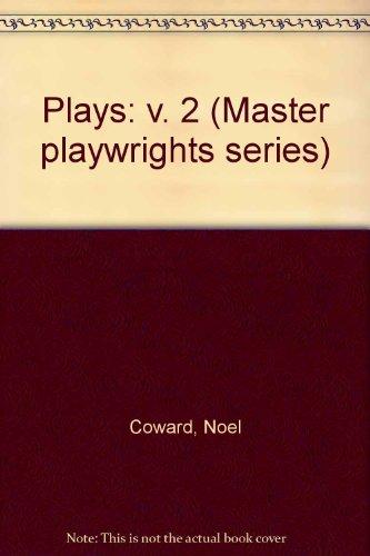 9780413460707: Plays: v. 2