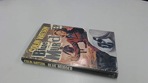 9780413461308: Blue Murder