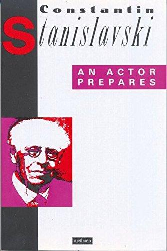 9780413461902: An Actor Prepares (Performance Books)