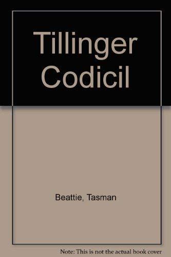 9780413462701: Tillinger Codicil