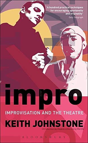 9780413464309: Impro: Improvisation and the Theatre