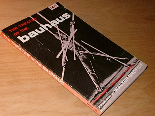 9780413465405: Theater of the Bauhaus