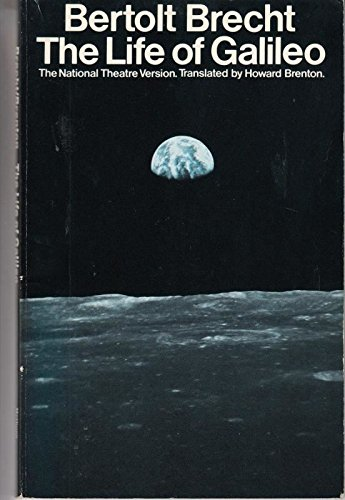 The Life of Galileo (Modern Plays): Bertolt Brecht; Translator-H.