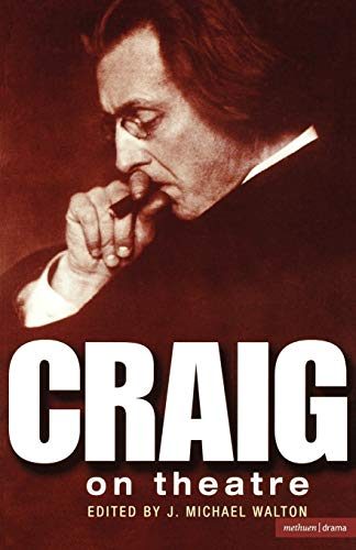 9780413472205: CRAIG ON THEATRE (Performance Books)