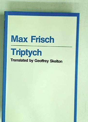 9780413478504: Triptych (Modern Plays)