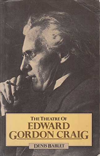 9780413478801: Theatre of Edward Gordon Craig