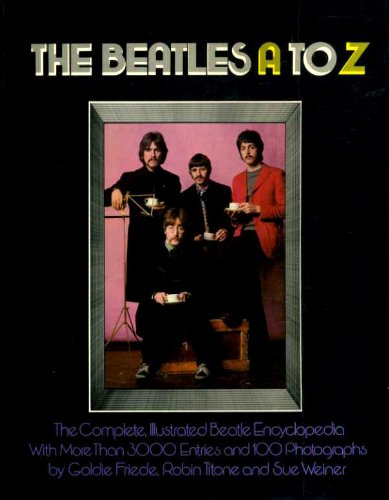 """Beatles"""" A.to Z.: etc."""