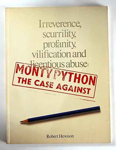 Monty Python the Case Against