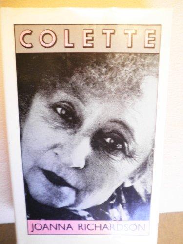 Colette: Richardson Joanna