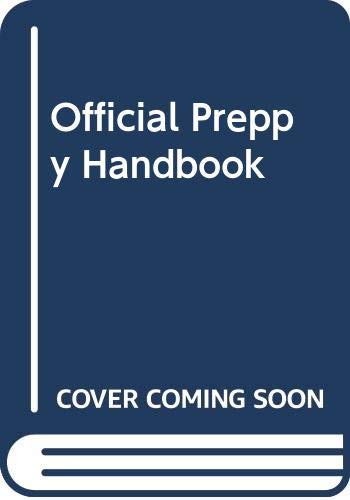 9780413492005: Official Preppy Handbook