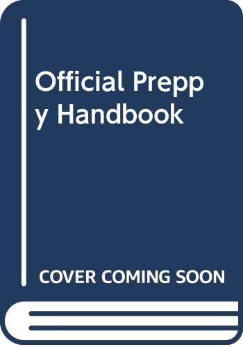 9780413492005: Official Preppy Handbook