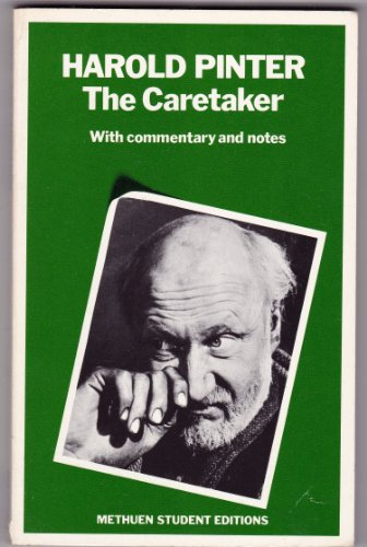 9780413492807: Caretaker (Methuen Student Editions)