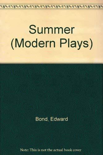 9780413493101: SUMMER (MODERN PLAYS S)