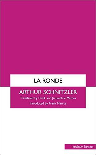 9780413495303: La Ronde (Modern Plays)