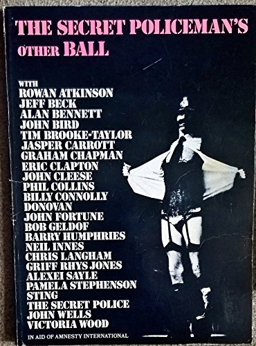 The Secret Policeman's Other Ball. (Monty Python).: Monty Python).