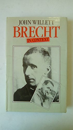 9780413504104: Brecht in Context