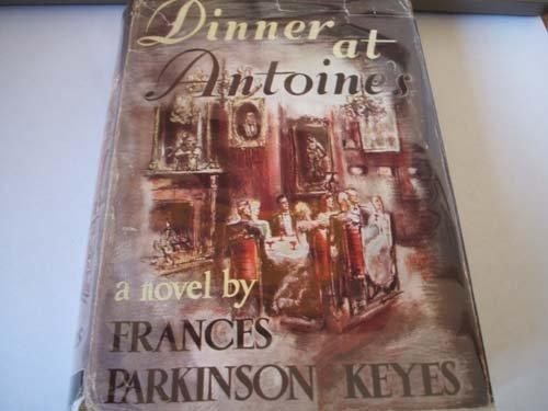 9780413505804: Dinner at Antoine's