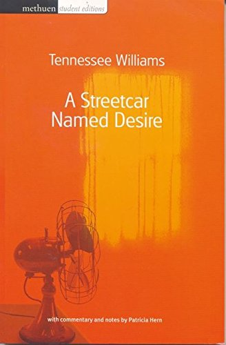 9780413518903: A Streetcar Named Desire (Student Editions)