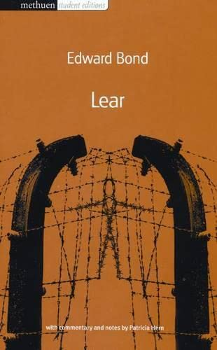 9780413519504: Lear (Student Editions)