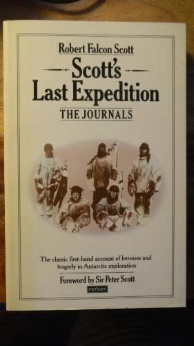 9780413522306: Scott's Last Expedition: The Journals