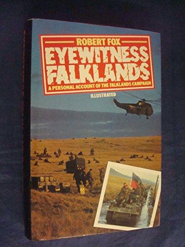 9780413522900: Eyewitness Falklands