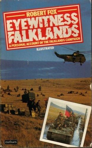 9780413523006: Eyewitness Falklands