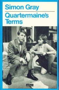 9780413528308: QUARTERMAINES TERMS (Methuen modern plays)