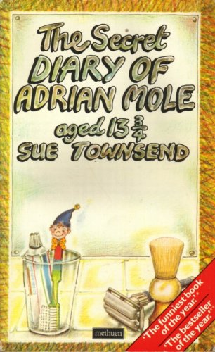 9780413537904: Secret Diary of Adrian Mole Aged 13 3/4