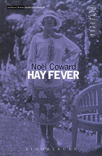 9780413540904: Hay Fever (Modern Classics)