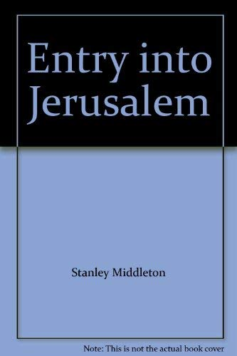 9780413542106: Entry into Jerusalem