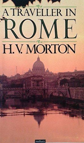 9780413543707: Traveller in Rome