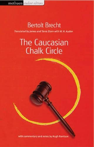 9780413544506: The Caucasian Chalk Circle (Student Editions)