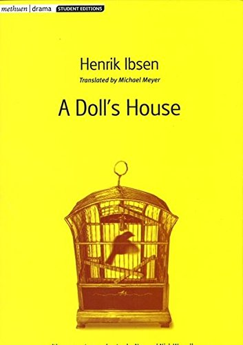 9780413544704: A Doll's House (Methuen Students Editions)