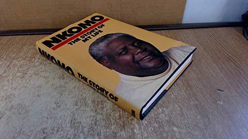 9780413545008: Nkomo: My Life