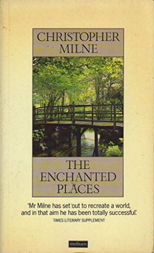 9780413545404: The Enchanted Places