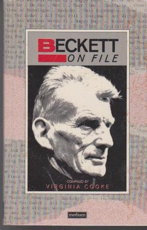 9780413545602: File on Beckett (Writers File)