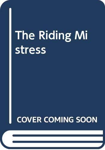 9780413546302: The Riding Mistress