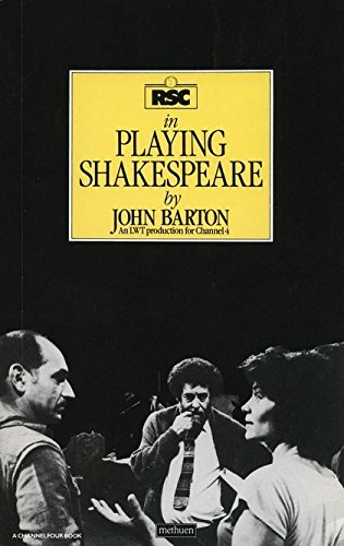 9780413547903: Playing Shakespeare