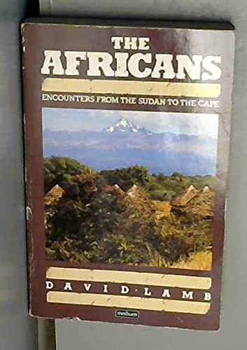 9780413549402: The Africans