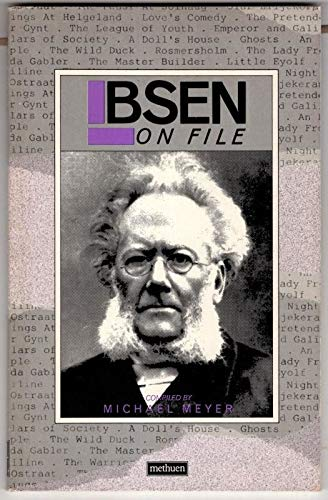 9780413550309: Ibsen on File (Writers on File)