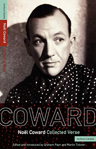 9780413551504: Noel Coward Collected Verse (Coward Collection)