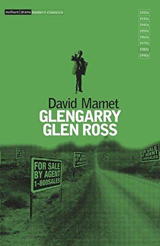 9780413554208: Glengarry Glen Ross (Modern Classics)